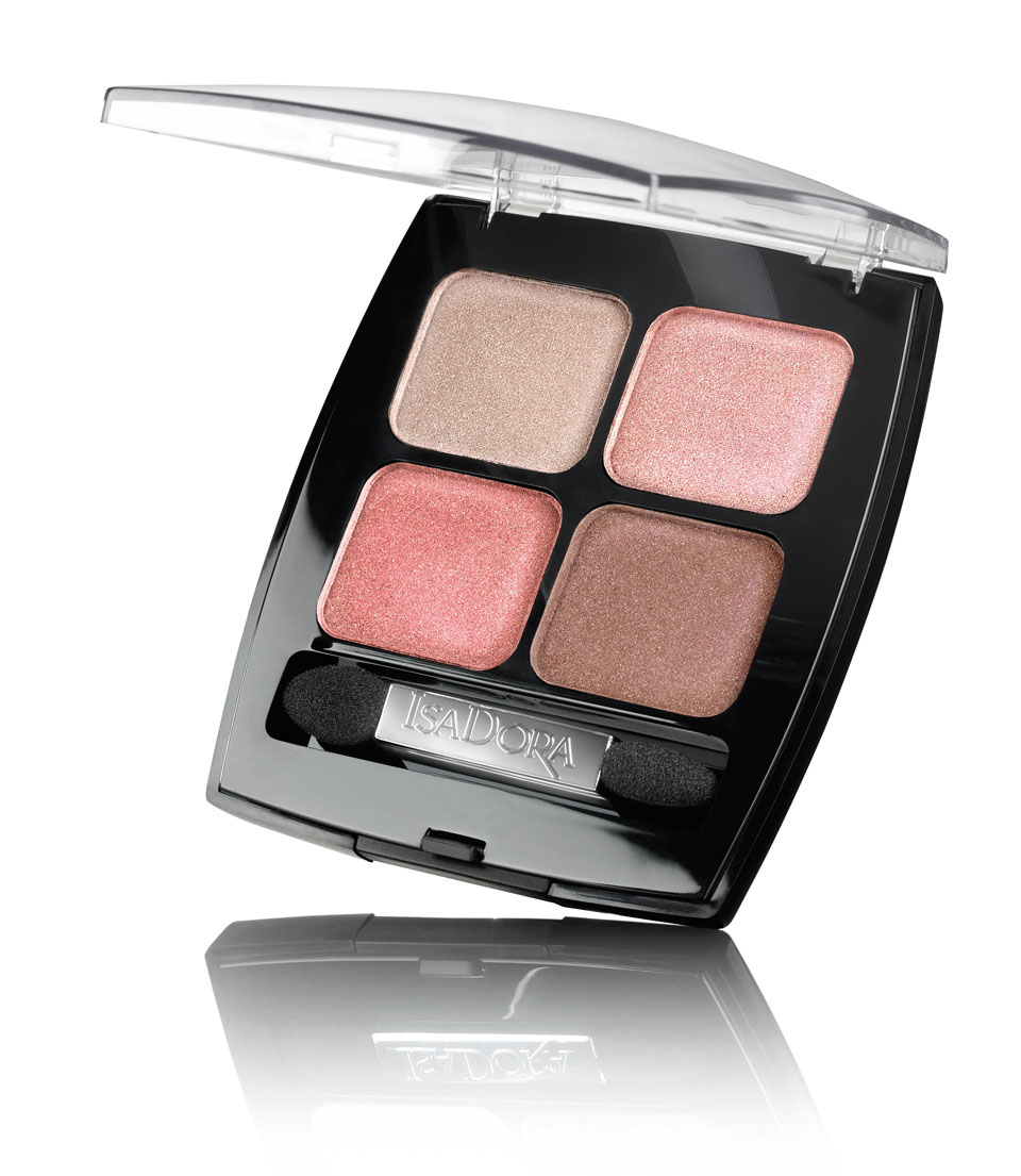 ISADORA Savannah Eye Shadow Quartett 69 Savannah Sunset 2014