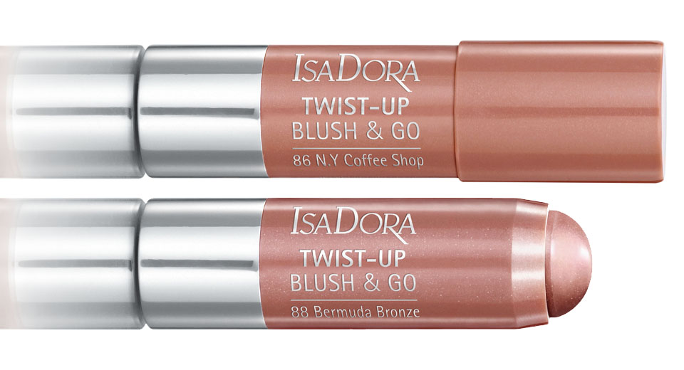 ISADORA Savannah Twistup Blush Go 2014