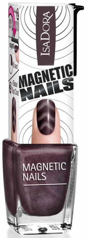 IsaDora Magnetic Nails Earth Magnet 853