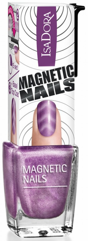 IsaDora Magnetic Nails Electric Light 857