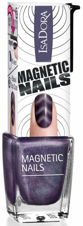 IsaDora Magnetic Nails Iron Lady 859
