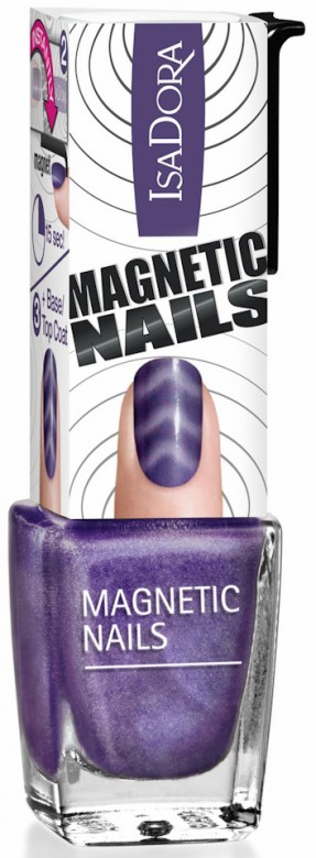 IsaDora Magnetic Nails Magnetic mania 858