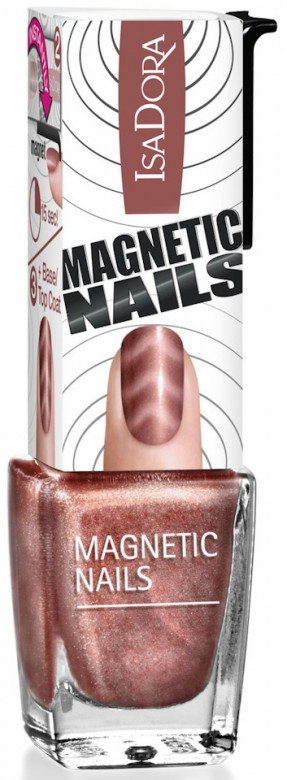 IsaDora Magnetic Nails Metal Mystery 852