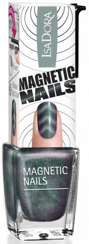 IsaDora Magnetic Nails Northern Light 855