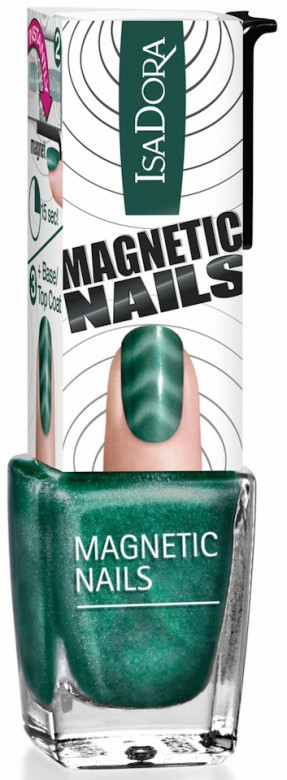 IsaDora Magnetic Nails Opposites Attraction 854