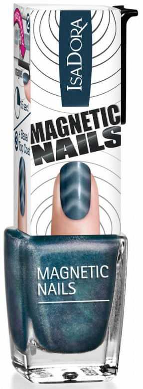 IsaDora Magnetic Nails Steel My Heart 856