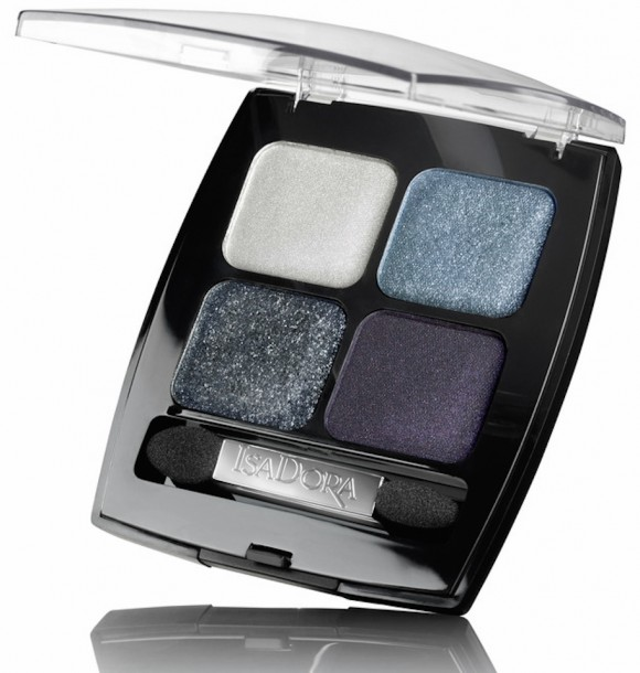 IsaDora Paradox Eye Shadow Quartett Paradox