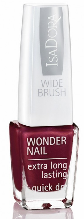 IsaDora Paradox Wonder Nail Wide Brush Femme Fatale 641