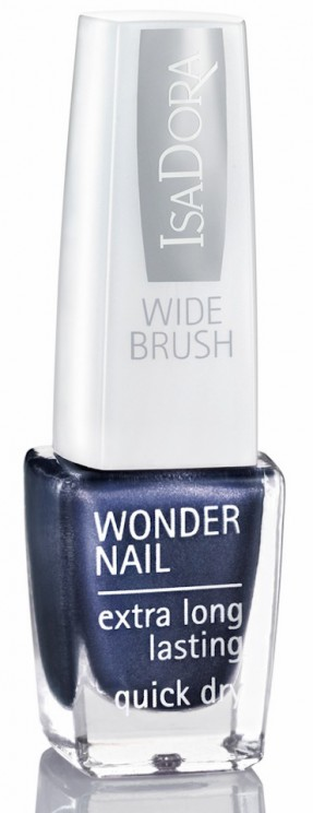 IsaDora Paradox Wonder Nail Wide Brush Night Flight 637