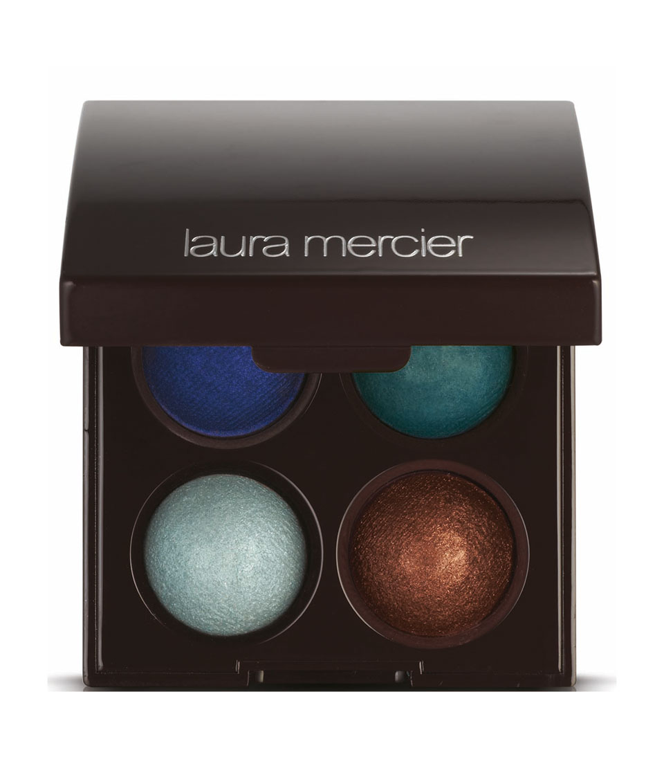 LAURA MERCIER Baked Eye Colour Quad Summer In St Tropez New Attitude Collection 2014
