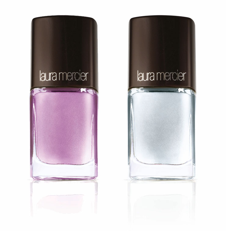 LAURA MERCIER Nail Lacquer RECKLESS ATTITUDE New Collection