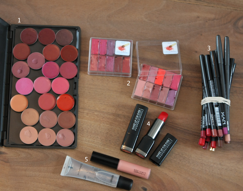 Makeup Kit Must-Haves: Lips