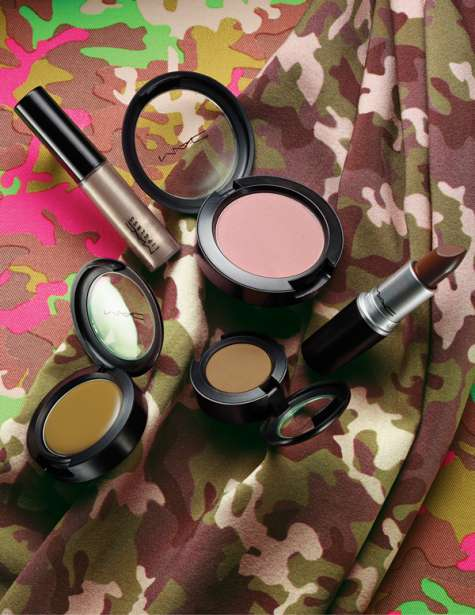 MAC Artificially Wild Collection 2014