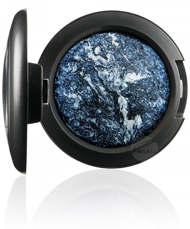 MAC Blue Flame Mineralize Eyeshadow 2012