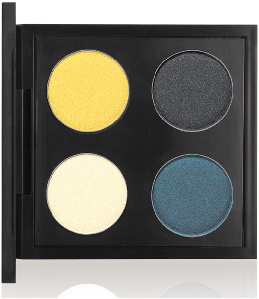 MAC Colour Added Eyeshadow Quad - Shop Shop Shop, Cook Cook Cook