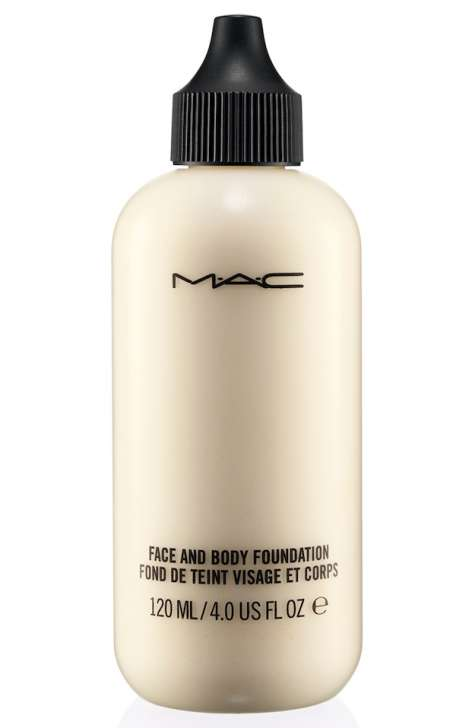 MAC Face Body Foundation White
