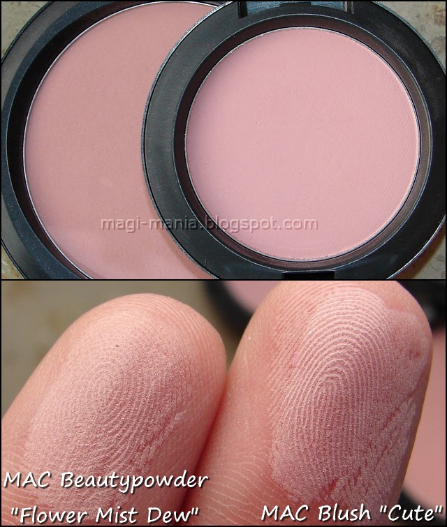 MAC Flower Mist Dew Cute