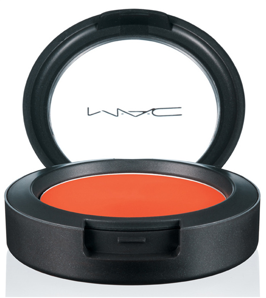 MAC Optimistic Orange Cremeblend Blush - Shop Shop Shop, Cook Cook Cook