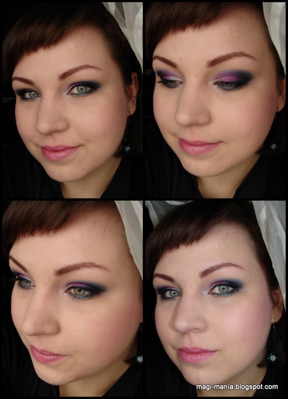 MAC Romping Climate Blue Makeup