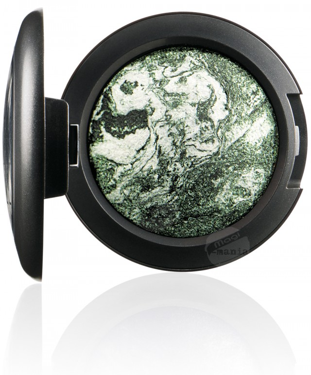 MAC Smutty Green Mineralize Eyeshadow 2012