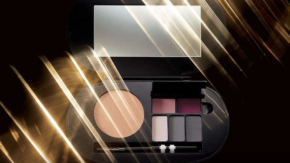 MAC Stroke of Midnight Face Palette Collection Holiday 2013