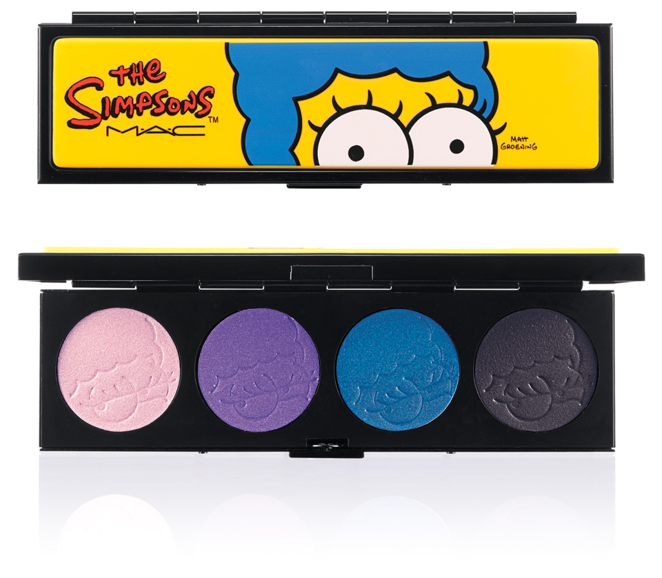 MAC & The Simpsons Marge Extra Ingredients Quad