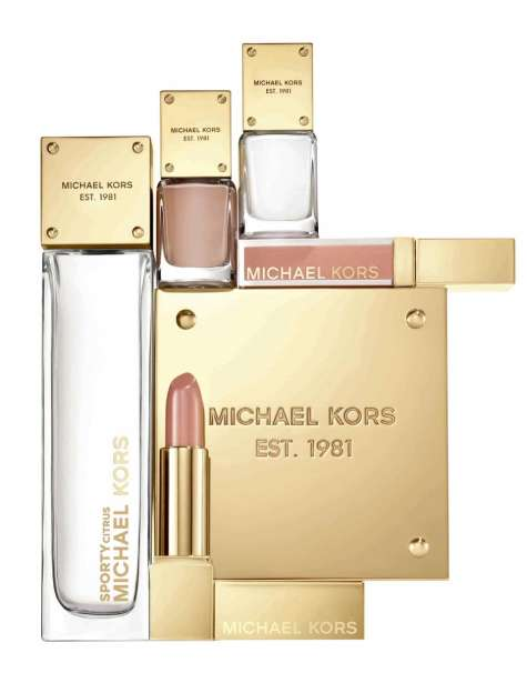 MICHAEL KORS Sporty Beauty Collection Deutschland