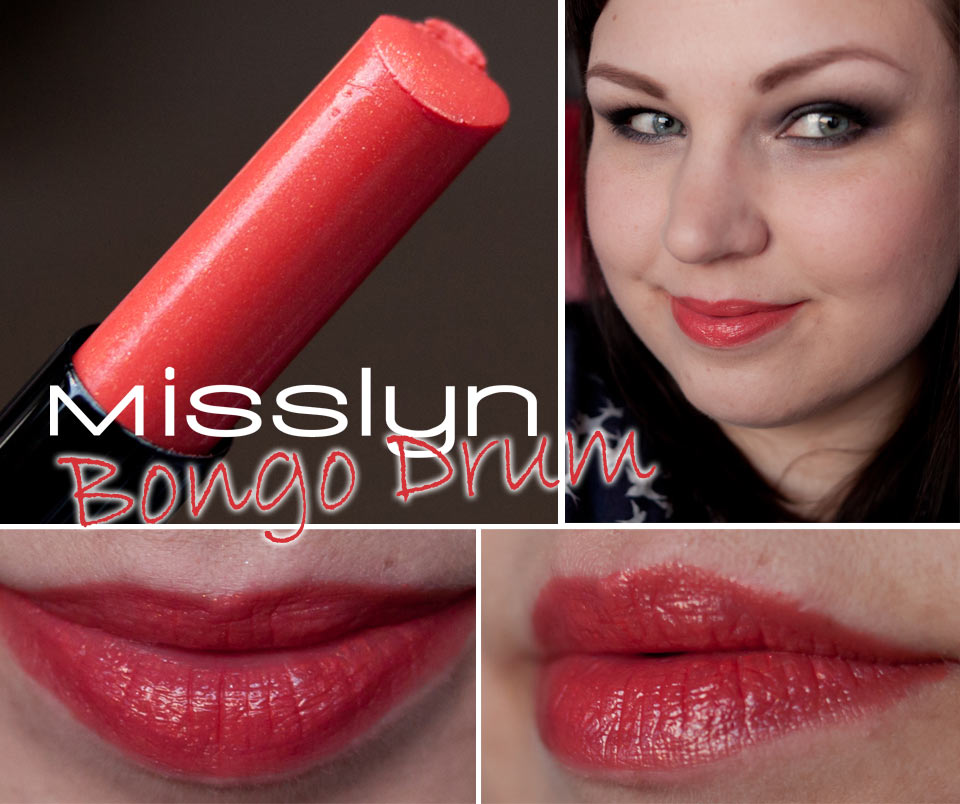 MISSLYN Bongo Drum 14 Shiny Lip Color - Terra Africa