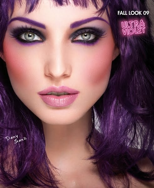 MAKE UP FOR EVER Ultra Violet Fall 2009 Kollektion