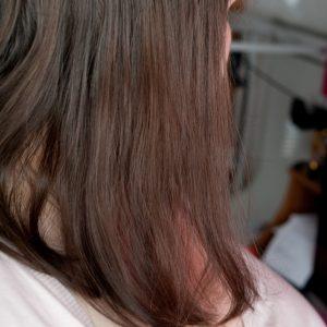 Blondieren ohne knallrote haare Knallrote haarfarbe