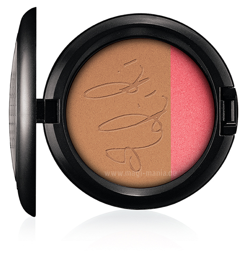 RiRi loves MAC Summer Powder Blush Duo