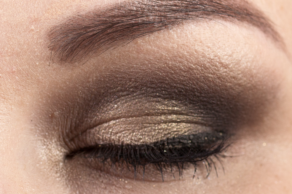 SMASHBOX Fade To Black Photo Op Eyeshadow Palette Brown Fade In Makeup