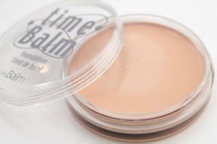 THE TIME BALM Foundation light