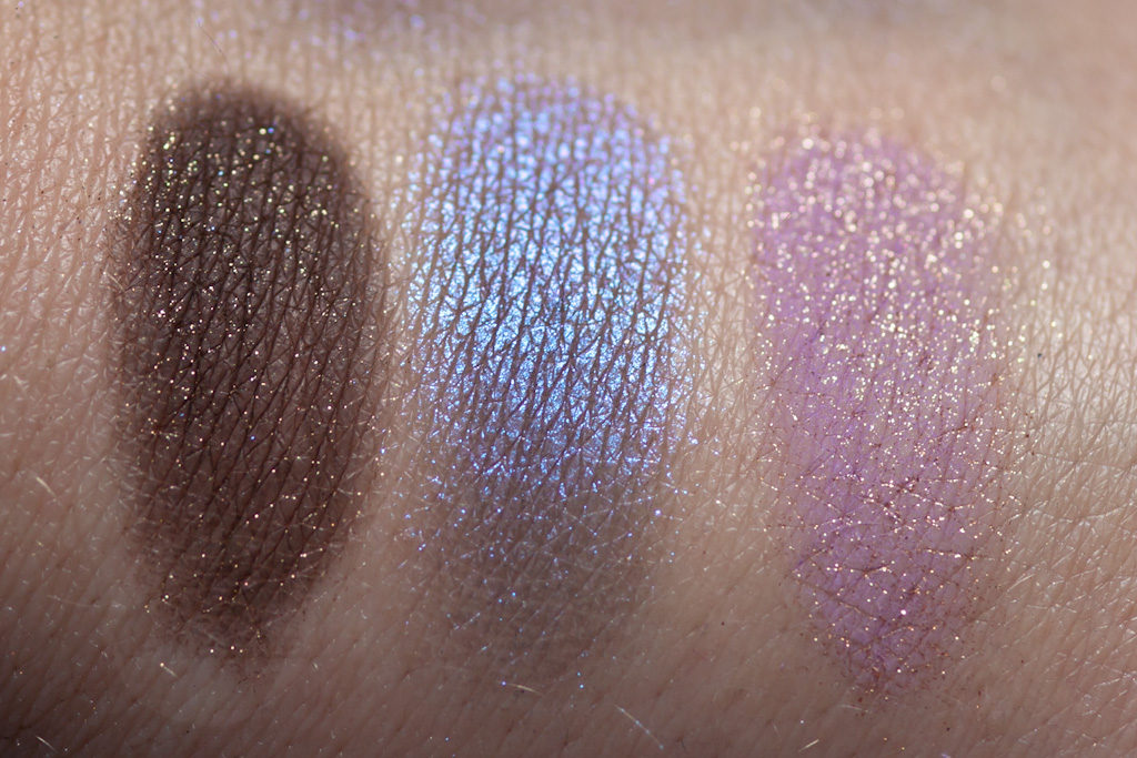 TOO FACED'Enchanted Garden' -'Midnight Mist' -'Violet Femme' Intense Eyeshadows