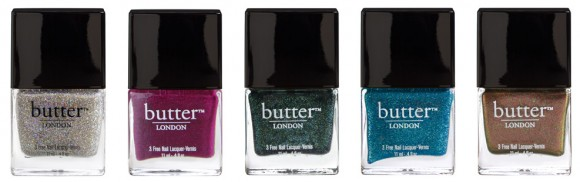 butter LONDON Holiday Collection 2012