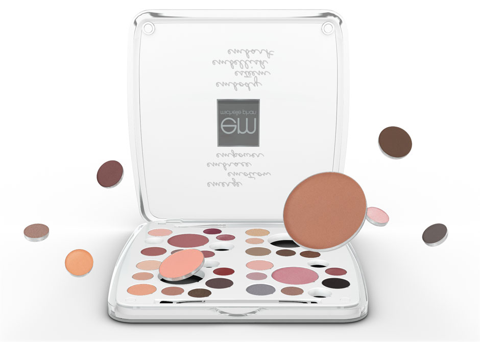 em cosmetics The Life Palette day life Michelle Phan Refills